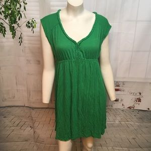 Free with Purchase. Banana Republic Dress